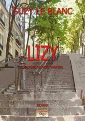 Lizy la dame de Monmartre - Couverture - Format classique
