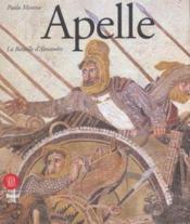 Apelle la bataille d'Alexandre - Couverture - Format classique