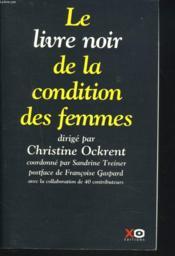 Le livre noir de la condition des femmes - Couverture - Format classique