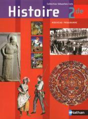 telecharger Histoire – 2nde – format compact (edition 2010) livre PDF en ligne gratuit