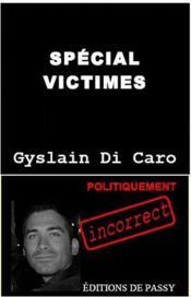 Special Victimes - Couverture - Format classique