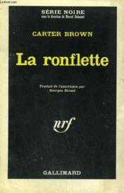 La Ronflette. Collection : Serie Noire N° 943 - Couverture - Format classique