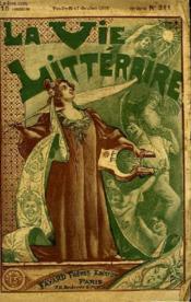 Histoires Incompletes : Le Demon Des Montchevreuil. 9 Eme Partie. La Vie Litteraire. - Couverture - Format classique