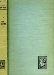 Fugue En Californie. Collection : Belle Helene. Club Du Roman Feminin. - Couverture - Format classique