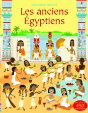 Les anciens égyptiens - Couverture - Format classique