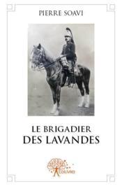Le brigadier des lavandes - Couverture - Format classique