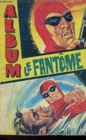 Album Le Fantome - N°26 - Mensuels N°387 - N°388 - N°389 - N°390 - N°391 - N°392 - Couverture - Format classique