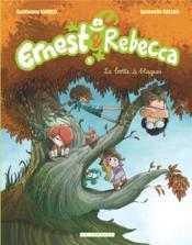 Ernest & Rebecca T.6 ; la boîte à blagues - Couverture - Format classique