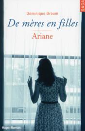 De mères en filles T.2 ; Ariane - Couverture - Format classique