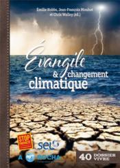 Évangile et changement climatique - Couverture - Format classique