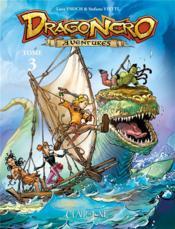 Dragonero adventures T.3 - Couverture - Format classique