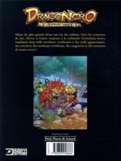 Dragonero adventures T.3 - 4ème de couverture - Format classique