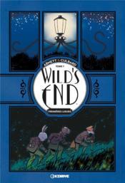 Wild's end T.1 ; premières lueurs - Couverture - Format classique