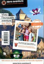 GUIDE PETIT FUTE ; CARNETS DE VOYAGE ; Landes (édition 2021/2022) - 4ème de couverture - Format classique