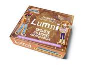 Escape box pédagogique lumni : enquête au musée archéologique : 6/9 ans - Couverture - Format classique