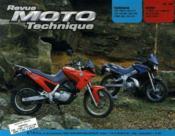 Revue Moto Technique T.96-3 ; Yamaha Dt 125 R-Re-Tdr/Bmw F650 (93/97) - Couverture - Format classique