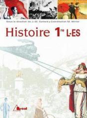 Histoire premiere l es - Couverture - Format classique