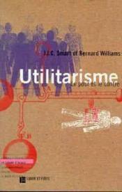 Utilitarisme - Couverture - Format classique