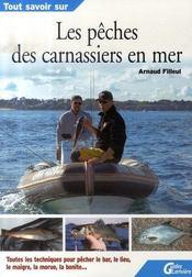 Tout savoir sur les pêches des carnassiers en mer - Intérieur - Format classique