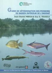 Guide de détermination des poissons du bassin infèrieur de l'Ogooue - Couverture - Format classique