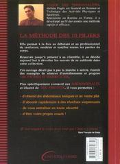 Ventre Plat Abdos D'Acier Pour Tous - 4ème de couverture - Format classique