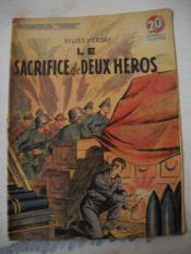Le Sacrifice De Deux Heros - Couverture - Format classique