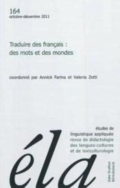 Ela 164 - 4/2011 - Couverture - Format classique