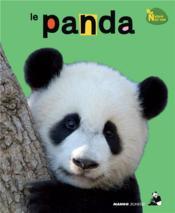 Le panda - Couverture - Format classique