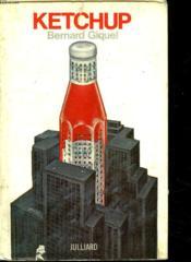 Ketchup. - Couverture - Format classique