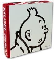 Le musée Hergé - Couverture - Format classique