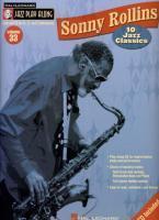 Sonny rollins clarinette +cd - Couverture - Format classique