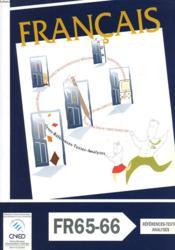 Francais - Fr65-66 - References - Textes - Analyses - Couverture - Format classique