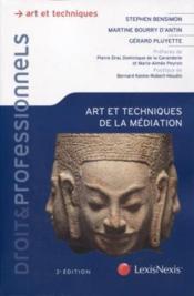 Arts et techniques de la médiation (2e édition) - Couverture - Format classique