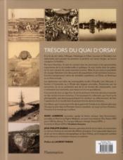 Trésors du quai d'Orsay ; un siècle d'archives photographiques - 4ème de couverture - Format classique