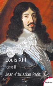 Louis XIII t.2 - Couverture - Format classique