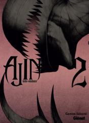 Ajin T.2 - Couverture - Format classique