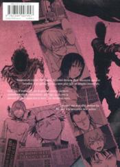 Ajin T.2 - 4ème de couverture - Format classique