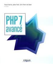 PHP 7 avancé - Couverture - Format classique