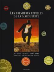 Les premieres feuilles de la marguerite - affiches gaumont 1905-1914 - Couverture - Format classique