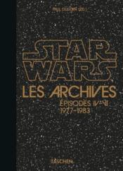 Les archives Star Wars ; 1977-1983 - Couverture - Format classique