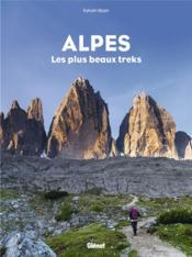 Alpes ; les plus beaux treks - Couverture - Format classique