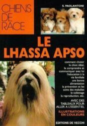 Lhassa Apso - Couverture - Format classique