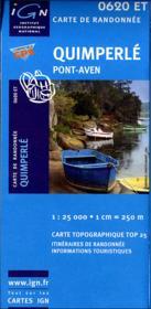 Quimperlé ; 0620 ET - Couverture - Format classique