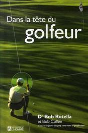Dans la tête du golfeur - Intérieur - Format classique