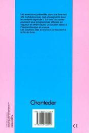 Apprendre A Ecrire Sans Faute - 4ème de couverture - Format classique