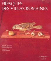 Fresques des villas romaines - Intérieur - Format classique