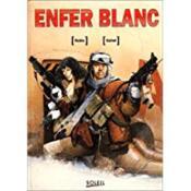 L'Enfer Blanc - Couverture - Format classique