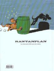 Rantanplan t.16 ; le noël de Rantanplan - 4ème de couverture - Format classique