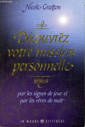 Decouvrez Votre Mission Personnelle - Couverture - Format classique