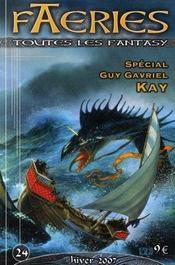 Spécial guy gavriel kay - Intérieur - Format classique